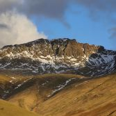Scafell Pike Full Frontal from Wasdale 18.02.2018