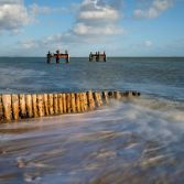 Lepe beach hampshire