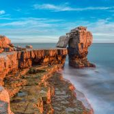 Pulpit Rock Portland Bill Dorset