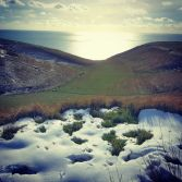 Snow Over Scratchy Bottom