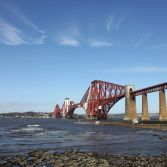 Firth of Forth - Rail and Road