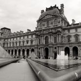 The Lines of The Louvre