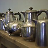 Tea Pots - Teapots cafe