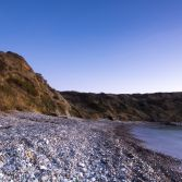 Lulworth Cove Twilight Beach