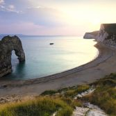 Iconic Durdle Door Sunset