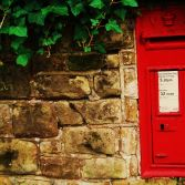 The Postbox in the Wall
