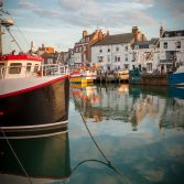 Weymouth Harbour Boats 2 of 3