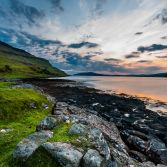 Mull Loch Evening