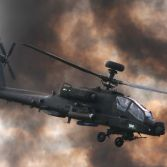 Apache Attack Helicoptor